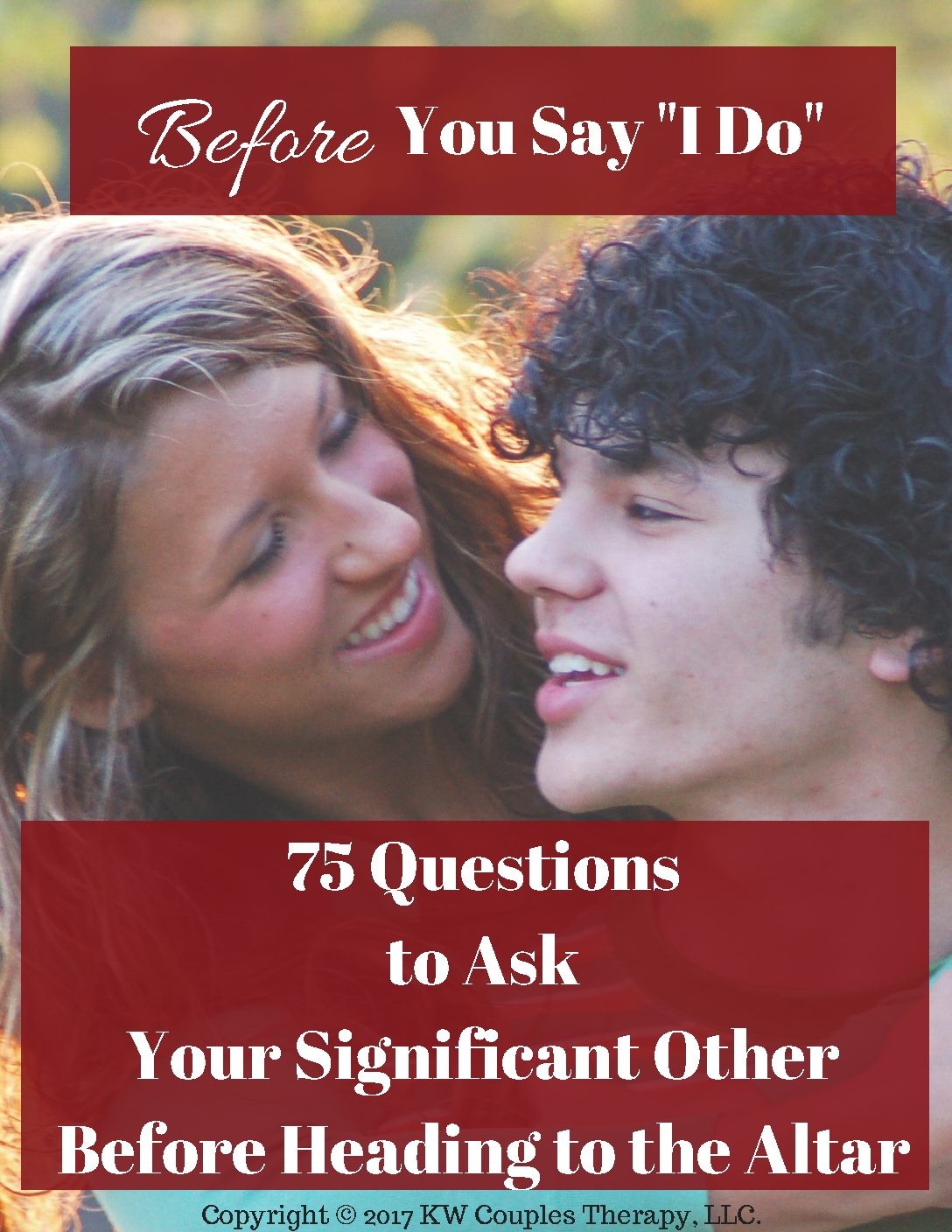75 Questions to ask before hearding