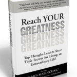 Book Cover – Reach Your Greatness